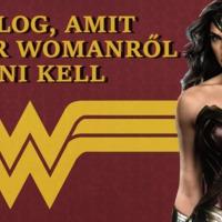 4+1 dolog, amit Wonder Woman-ről tudni kell