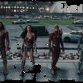 Az Igazság Ligája Comic Con előzetese pillanatképekben