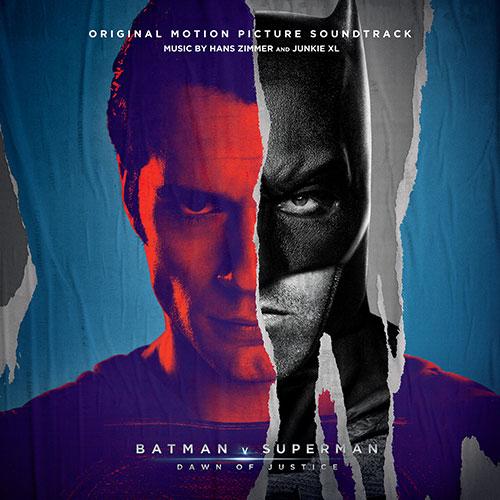 Ingyenesen meghallgatható a Batman v Superman filmzenéje