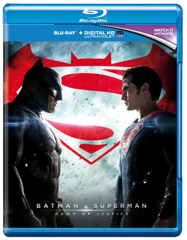 a batman superman ellen blu ray extrák the cave