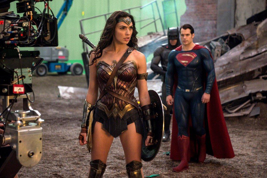Batman Superman ellen a kulisszák mögött