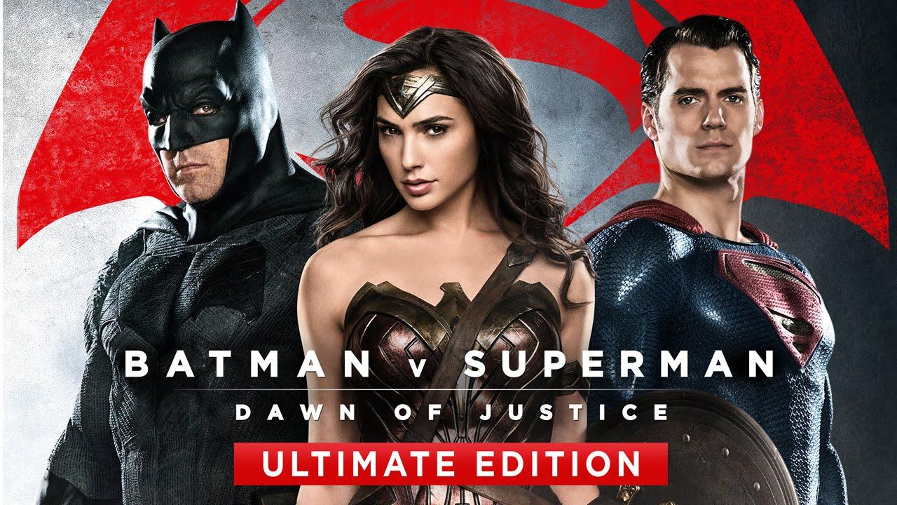 Gondolatok a Batman Superman ellen Ultimate kiadásáról