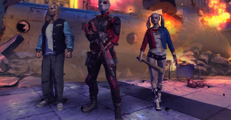 Játékterem: Suicide Squad - Special Ops
