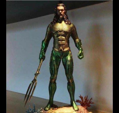 Az Aquaman film jelmezei