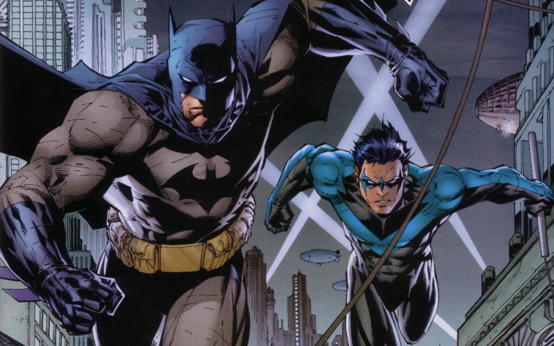 Batman rendezőre talált / Érkezik Éjszárny!
