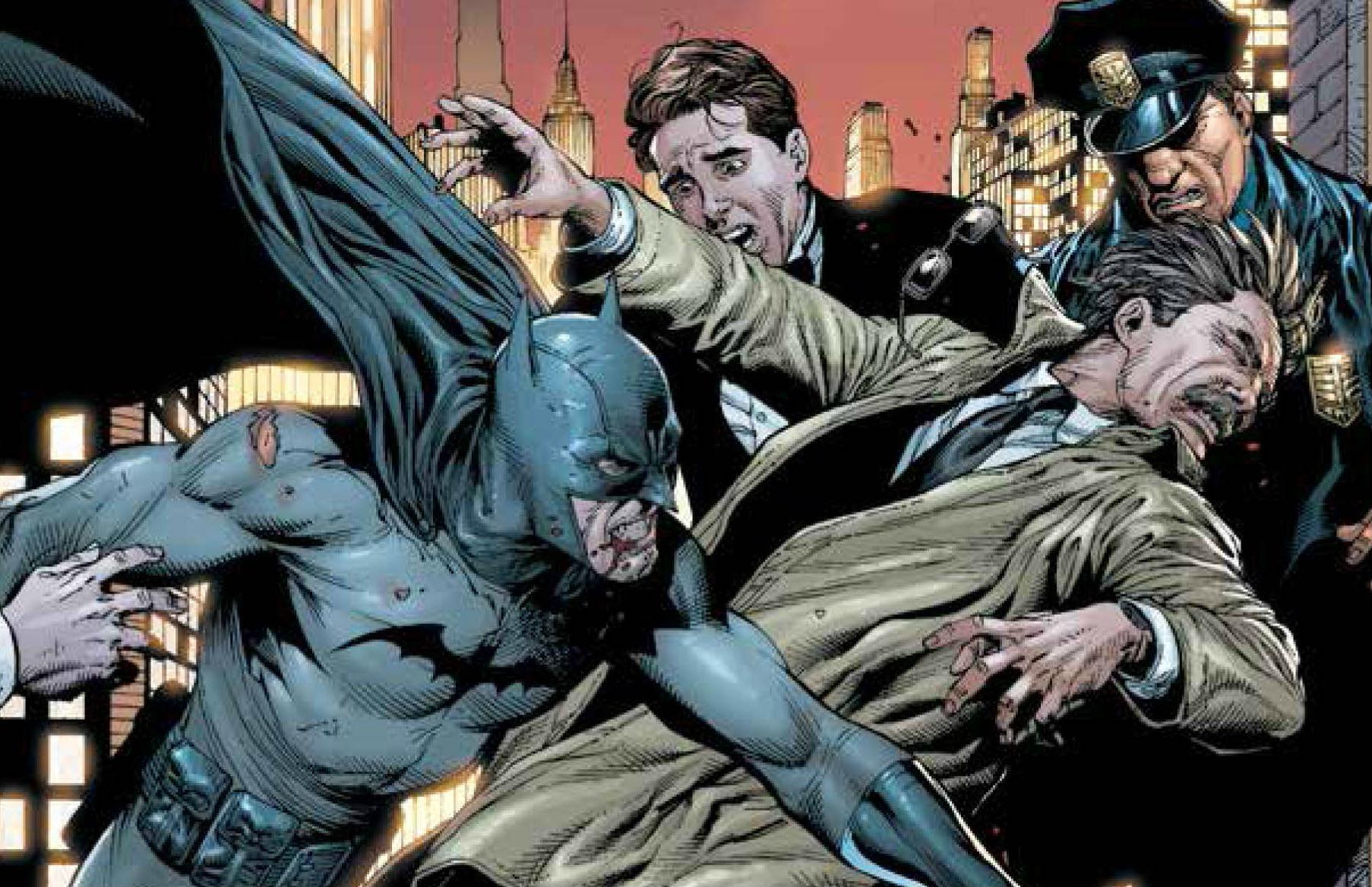 Batman különkiadás karácsonyra - avagy eredettörténet modern köntösben