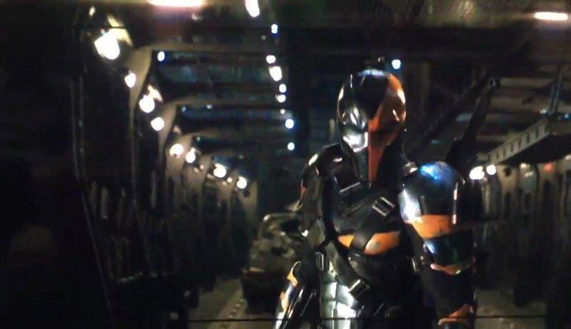 BRÉKING! Érkezik Deathstroke a Batman filmbe!