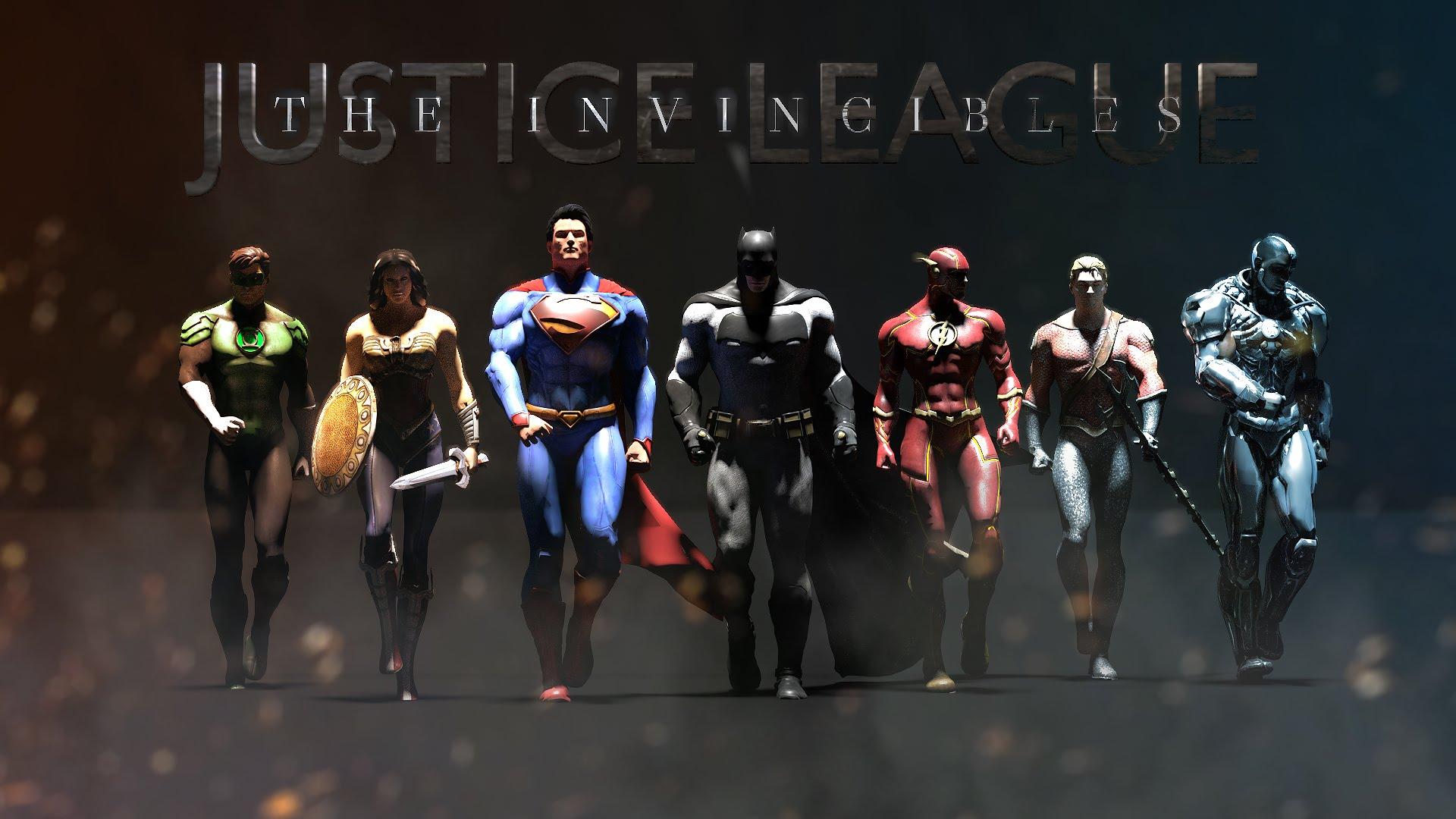 Justice League: The Invincibles (fan film)