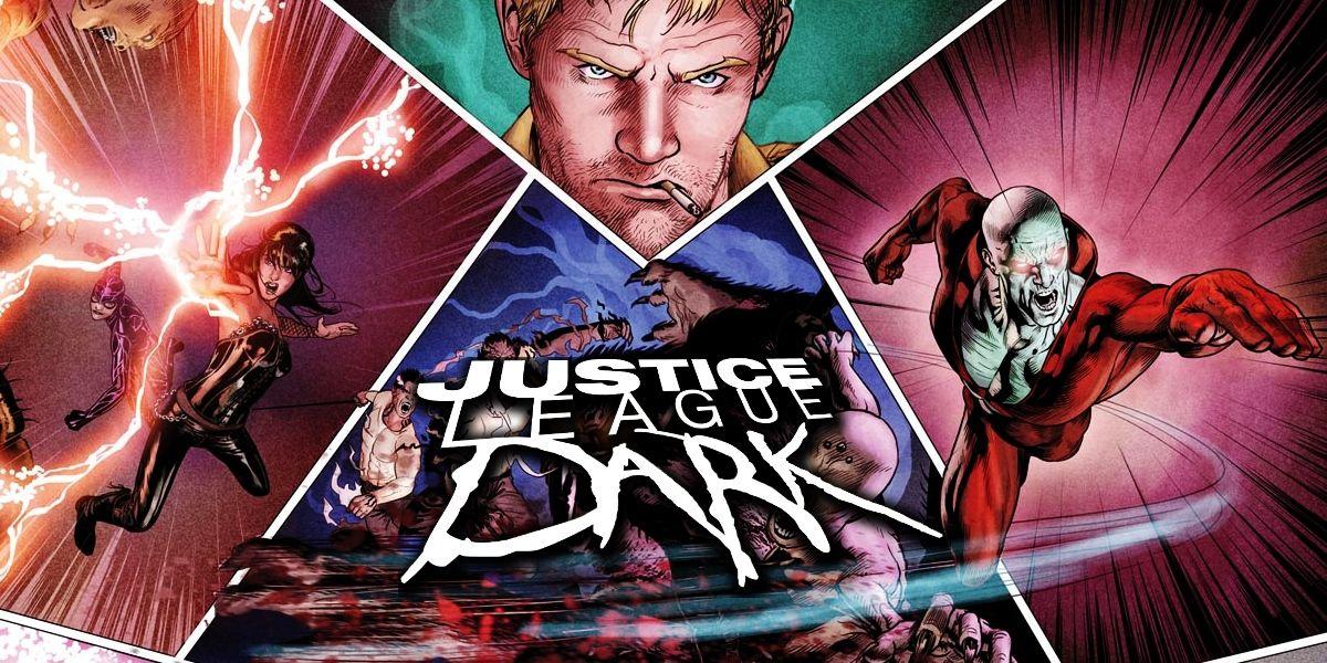Rendezőt kapott a Justice League Dark!