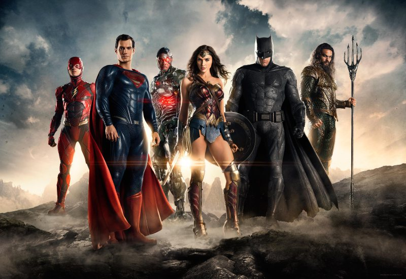 Itt az első Wonder Woman trailer / Igazság Ligája kép és trailer!