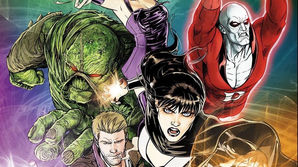 Előzetest kapott a Justice League Dark!