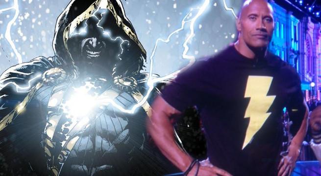 The Rock és a DC Moziverzum