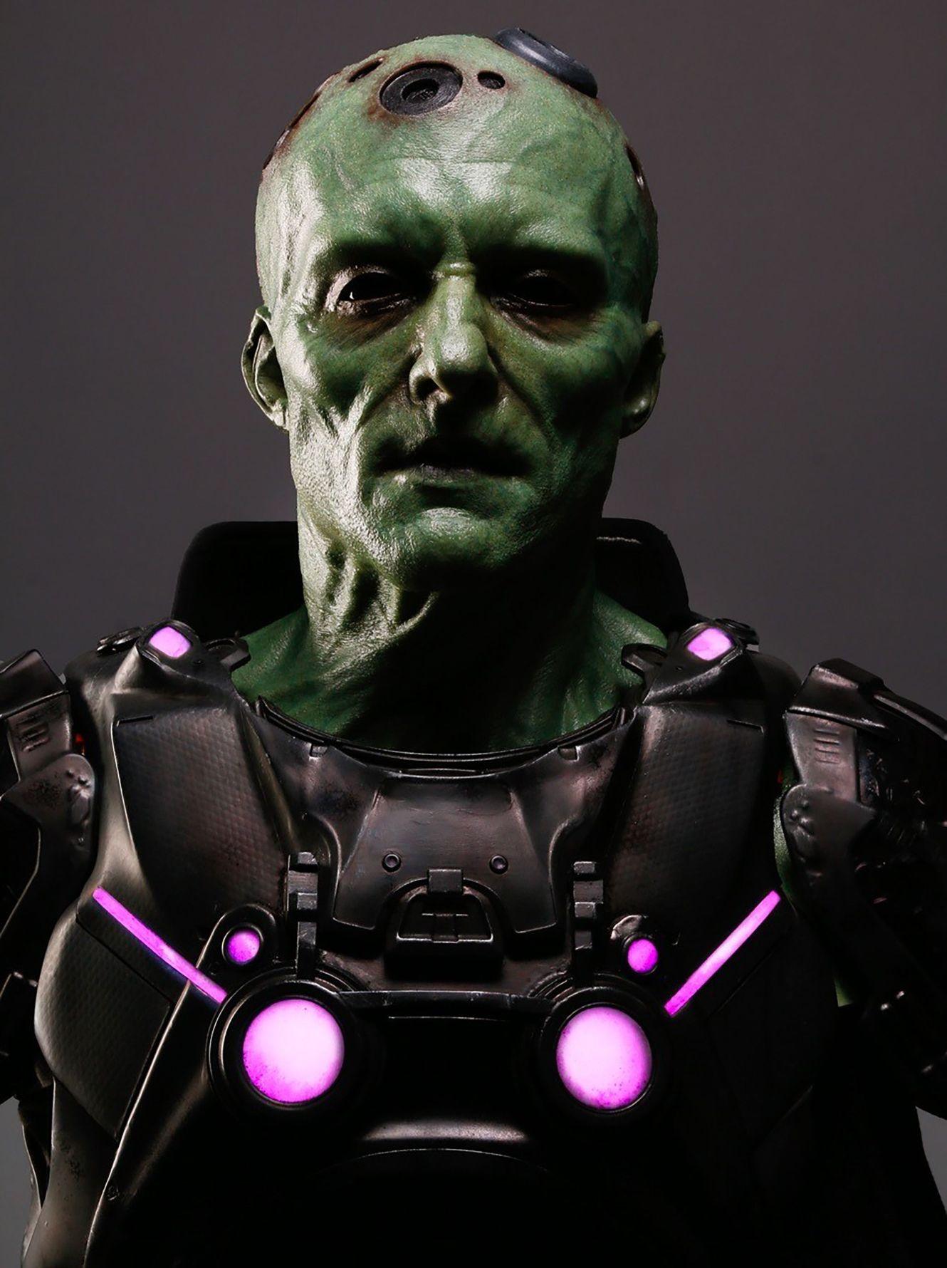 Megérkezett Brainiac - Bemutatták a Krypton sorozat főgonoszát