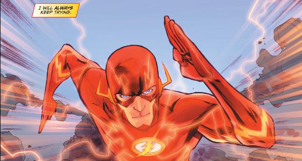 Barry Allen balladája