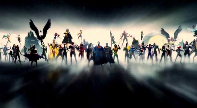 Bejelentették az érkező DC filmeket!