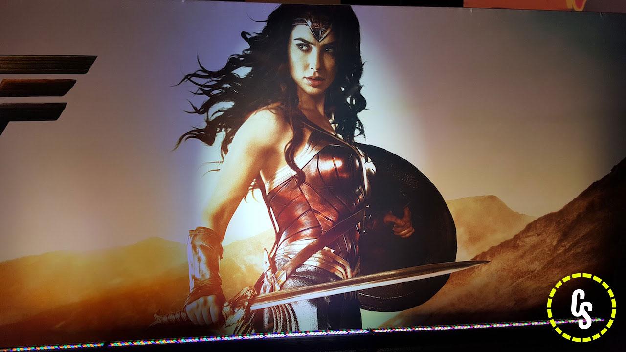 A Wonder Woman film öltözetei