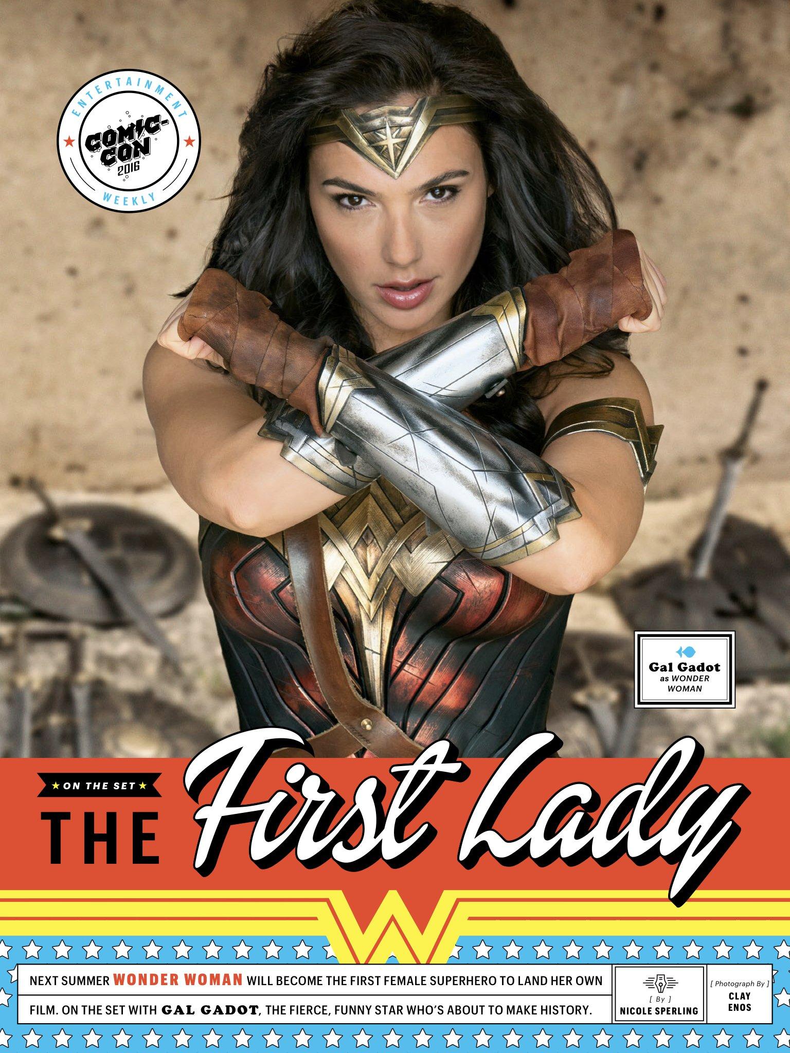 Új Wonder Woman képek