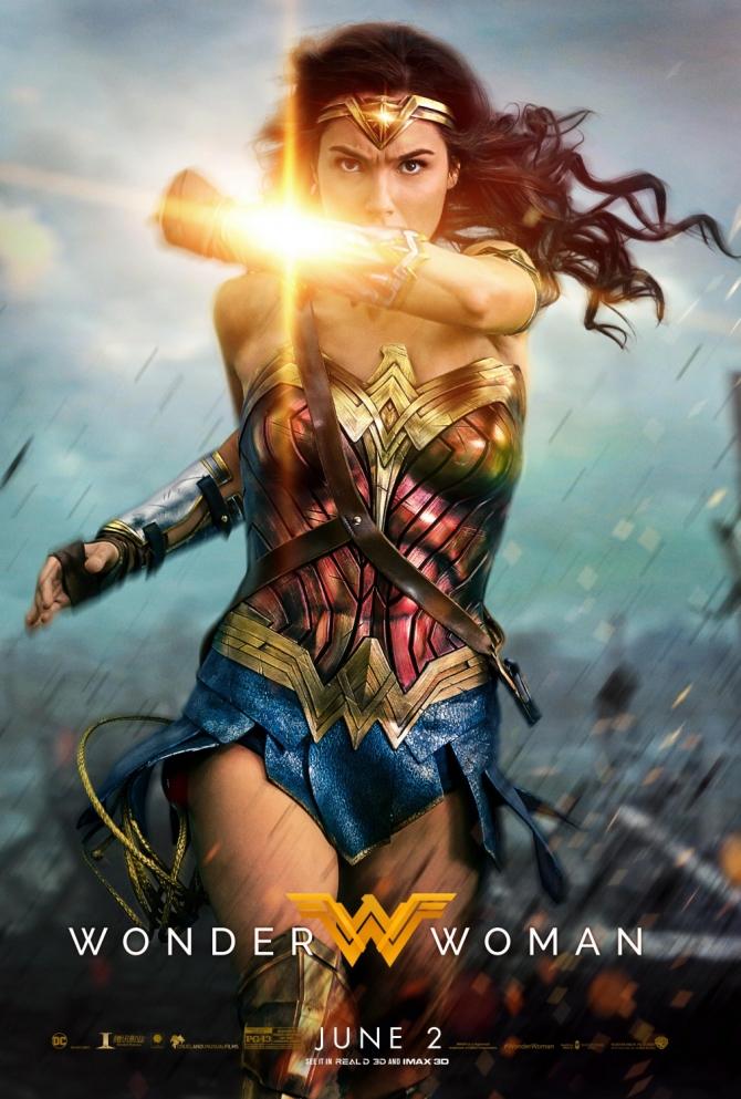 Wonder Woman megkapta utolsó előzetesét