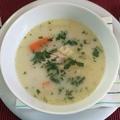 Tavaszi spárga leves