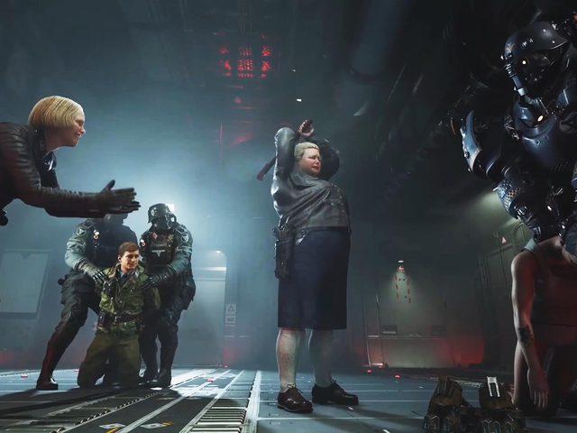 B.J. Blazkowicz megint aprít - Wolfenstein II : The New Colossus kritika