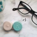 Kontaktlencse vs. szemüveg - 1:0