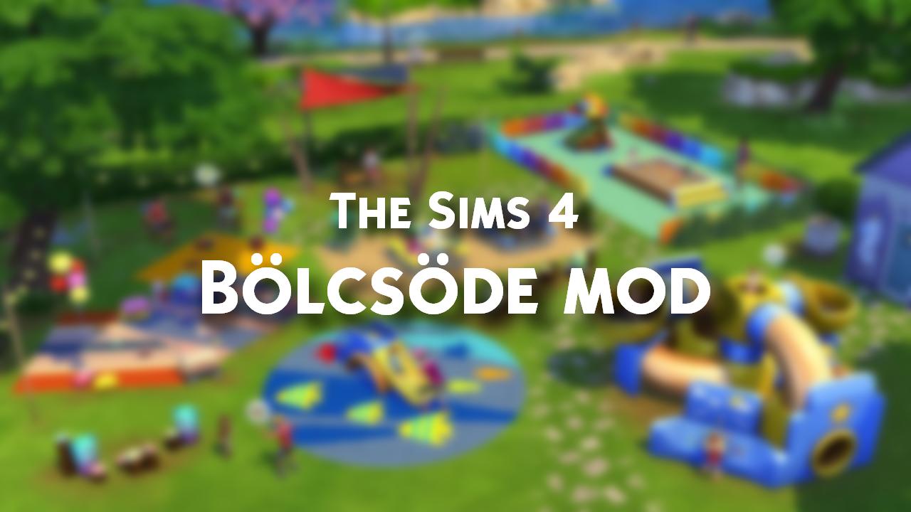 The Sims 4: Bolcsode mod - Jatekteszt