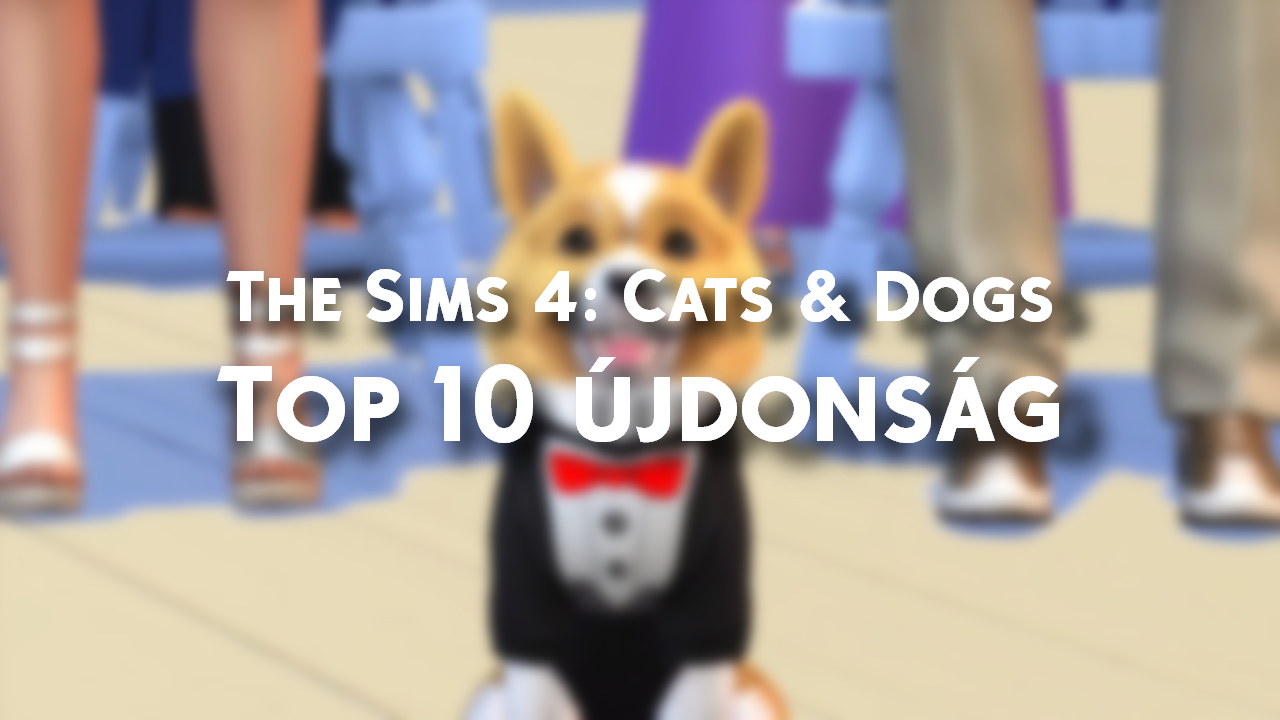 The Sims  Cats And Dogs Novemeber Th