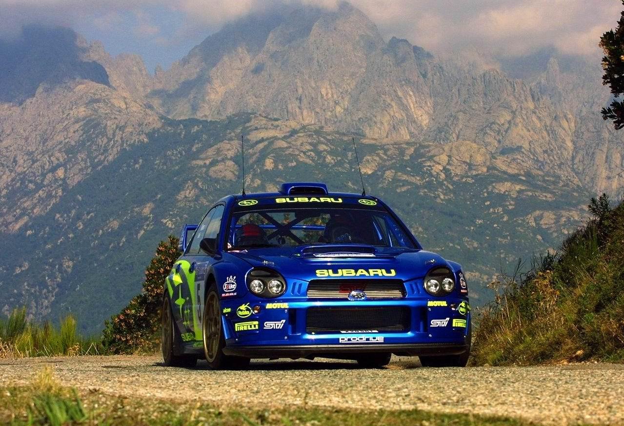 A Rally Vb Idei Vesztesei Subaru Solberg Prodrive 233 S