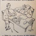 Az uszítás kitalálói. Humor, 1946