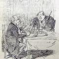 A legelső vega karikatúra 1879-ből