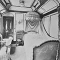 Erzsébet királyné hálókocsija, 1896