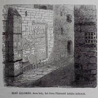 A jeruzsálemi Szent Keresztút 1867-ban