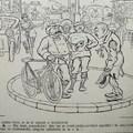 Hány kerékpáros élt Budapesten egykoron?