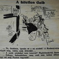 A gyűlölet karikatúrái 1944-ből