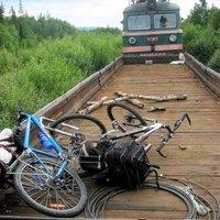 Vonatok indulása Ukrajnában