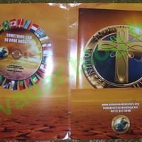 Vallási DVD + információs füzet