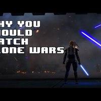 Star Wars a Klónok háborúja és Star Wars Lázadók Bemutatók! (ANGOL)