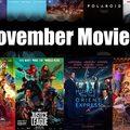 Filmes napló: 2017 November