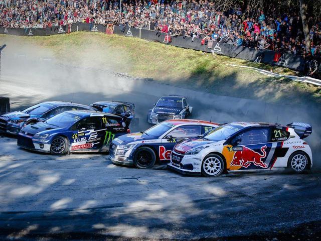 Solberg visszatért, Ekström győzött és Szabó Krisztián a bajnok