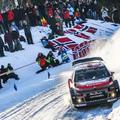Holnaptól Svéd rally