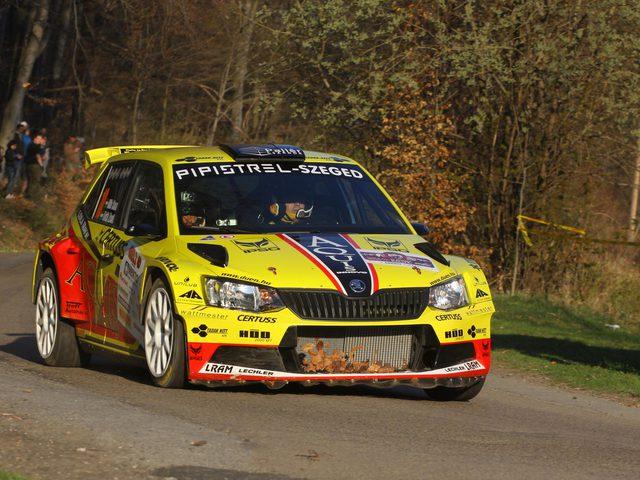 HELL 23. Miskolc Rallye, Összefoglaló Ollé Sasa- Tóth Zsolt