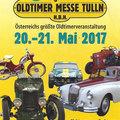 Hétvégén Oldtimer Messe Tullnban, Bécshez közel