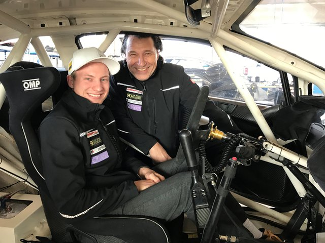 DTM bajnokkal erősít az MJP Racing Team Austria a rallycross VB-n