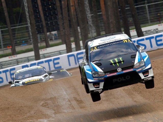 Kristoffersson a rallycross világbajnok!