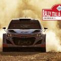 Szardínián folytatódik a WRC sorozat