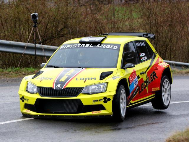A123 Teszt Rallye, Beszámoló - Ollé Sasa- Tóth Zsolt