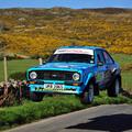 Frank Kelly a 15. Rallylegenden!