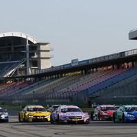 Most hétvégén DTM a Hungaroringen (meg TCR, meg F3)
