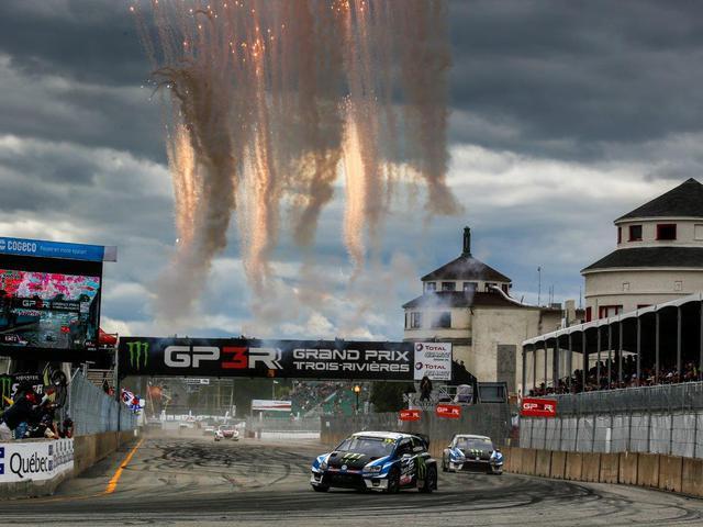 Rallycross VB – megint Kristoffersson nyert, most Kanadában