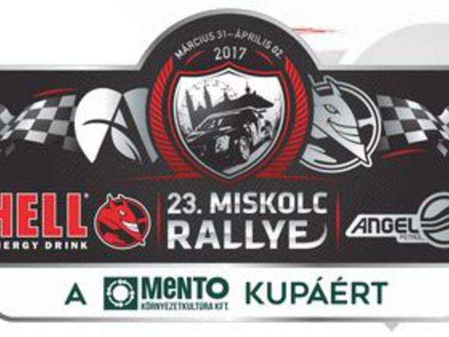Hétvégén Miskolcon elkezdődik az Országos Rally Bajnokság